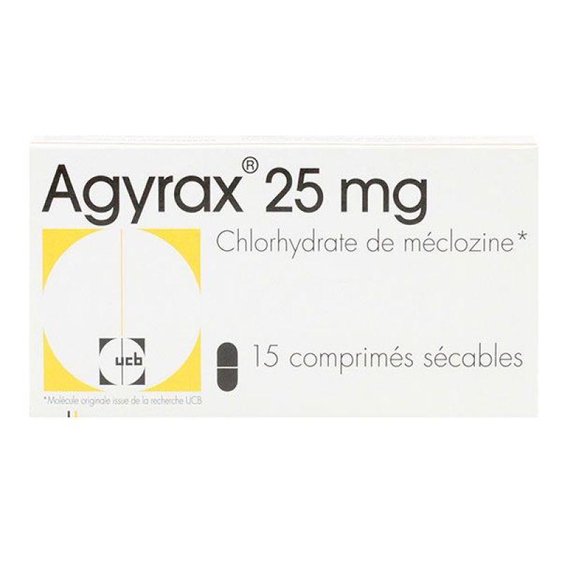 Agyrax 25