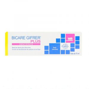 Bicare Plus dentifrice 75ml