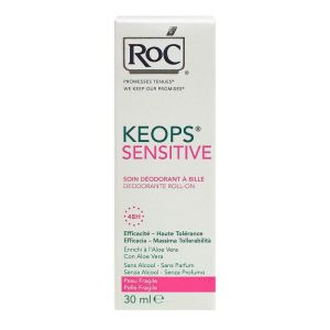 Keops Sensitive soin déo à bille 48h 30ml