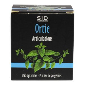 Ortie articulations 30 gélules