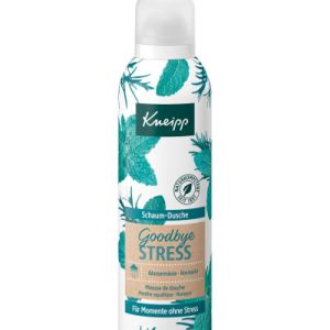 Mousse de douche Goodbye Stress 200ml