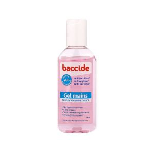 Gel hydroalcoolique mains amande douce 75ml