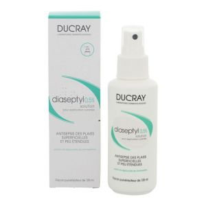 Diaseptyl 0,5% solution cutanée 125ml