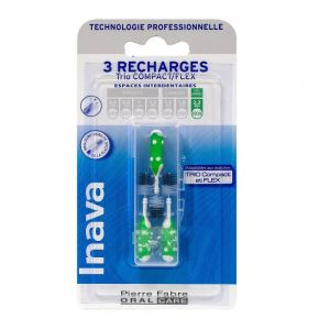 Trio Compact 3 recharges ISO6 2,2mm