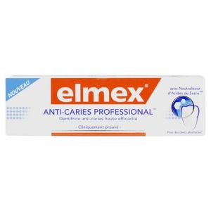 Dentifrice anti caries Professional 75ml