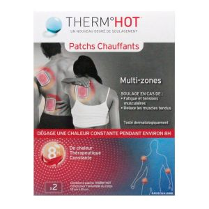 Therm Hot patchs chauffants Multizone