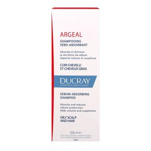 Argeal shampooing 200ml
