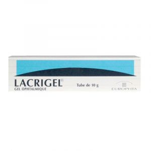 Lacrigel gel ophtalmique 10g