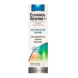 Euvanol respire+ solution 20ml