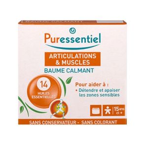 Baume calmant articulations & muscles 30ml