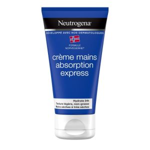 Crème mains Absorption Express 75ml