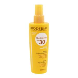 Photoderm SPF30 spray Bioderma x 200 ml
