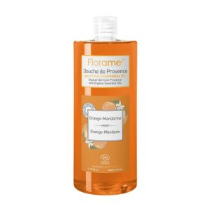 Gel Douche de Provence Orange-Mandarine - 1L