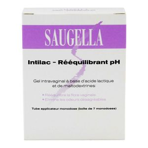 Intilac gel intravagin 7 tubes