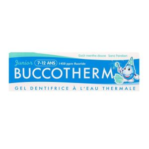 Gel dentifrice Junior 7-12 ans 50ml