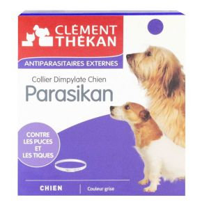 Parasikan collier antiparasitaires chien