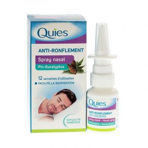 Spray anti-ronflement pin-eucalyptus 15ml