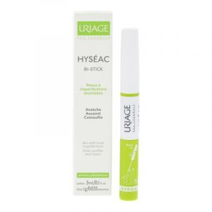 Lotion bi-stick Hyséac 3 ml + stick g