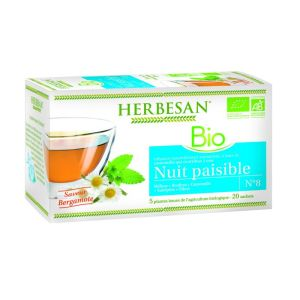 Infusion relaxation BIO - 20 sachets