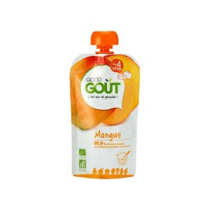Good Goût Gourde Mangue 120g