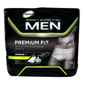 Men Premium Fit 10 sous-vêtements L Level 4