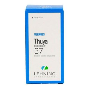 Thuya complexe n°37 solution buvable 30ml