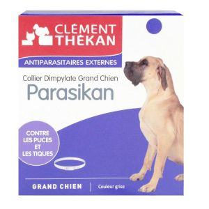 Parasikan collier antiparasitaires grand chien