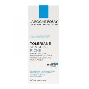 Toleriane Sensitive crème riche 40ml