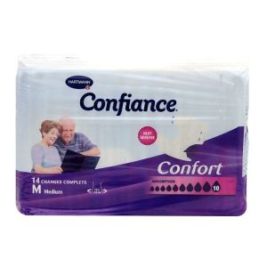 Confort changes complets 10/10 Taille M T36/48