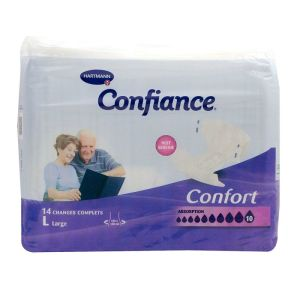 Confort changes complets 10/10 Taille L T48/60
