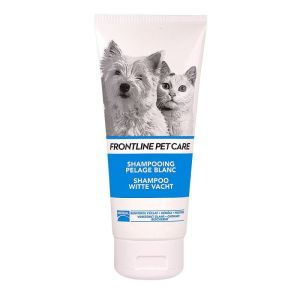 Shampooing pelage blanc Pet Care 200ml