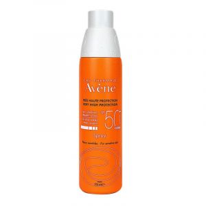 Spray solaire protection SPF50+ 200ml
