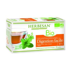 Infusion digestion facile BIO - 20 sachets