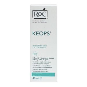 Keops déodorant stick 24h 40ml