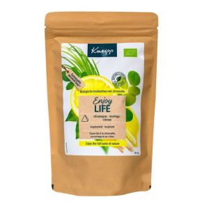 Enjoy Time tisane bio citronnelle-moringa-citron 15x2g