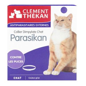 Parasikan collier antiparasitaires chat