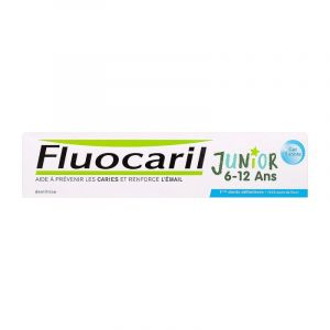Dentifrice Junior 6-12 ans Fluocaril goût bubble gum x 75 ml