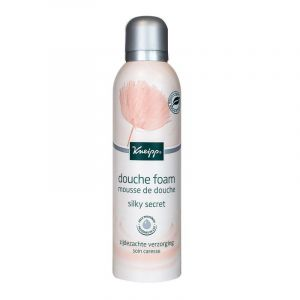 Mousse de douche silky secret 200ml