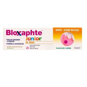 Bloxaphte gel junior 15ml